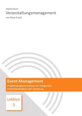 Lektion 3: Event-Management
