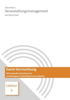 Lektion 5: Event-Vermarktung