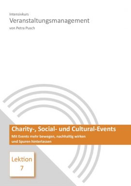 Lektion 7: Charity-, Social- und Cultural-Events