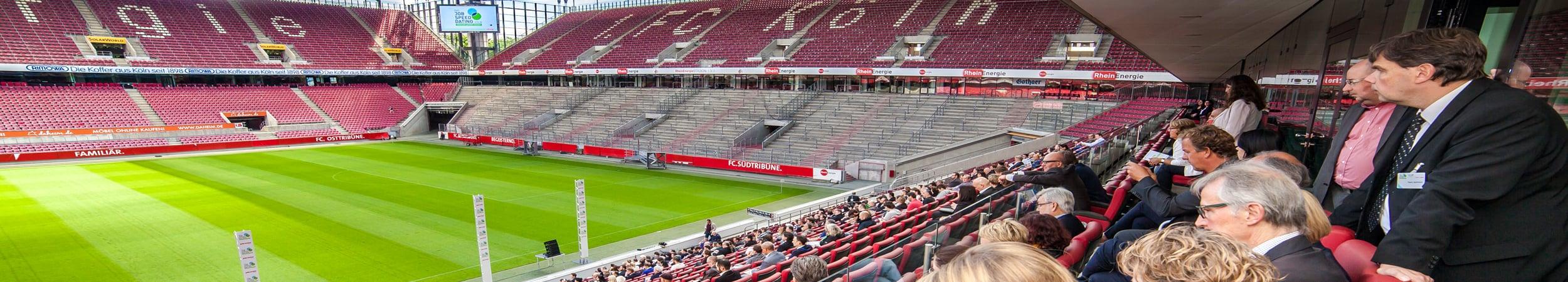 Rhein Energie Stadion - JSD